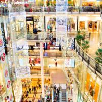 shopping mall HVAC